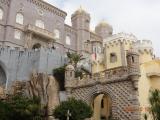 多彩な様式を見ることができるペーナ宮殿