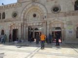モスクの近くで撮影しました。