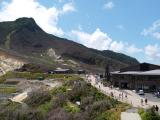 富士山缆车最高點