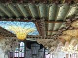 美しいカタルーニャ音楽堂