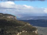 薄っすらですが、虹もでました!