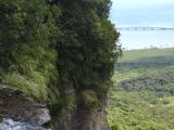 ピナイサーラの滝上より