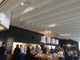 マリメッコの社員食堂