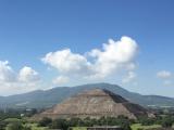 ティオティワカン遺跡 太陽のピラミッド
