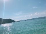 海がとてもきれい!