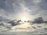 マニラ湾の夕陽です。昔はマニラ湾も綺麗だったそうです