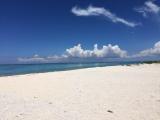 飽きることのないキレイなビーチ