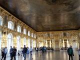 エカテリーナ宮殿の大玉座の間
