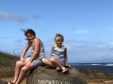 Shipwreck beach!