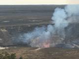 Kilauea spattering