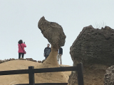 野柳の奇岩、クイーンズヘッド