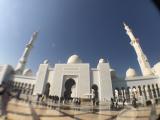モスク入口