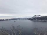 摩周湖的美景,照片远不及实景美