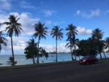 きれいな海でした