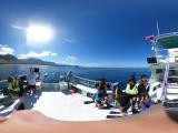360°カメラで撮影しました!
