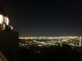 天文台と夜景を一枚に