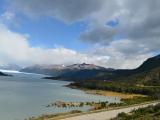 ペリト・モレノ氷河(遠景)