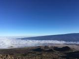 途中の雲の横での撮影ポイント
