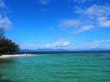グリーン島の海