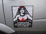 この車でハワイ島1周!