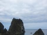 積丹島美景