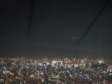 350公尺的夜景