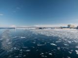 網走Aurora極光號破冰船溜冰很美