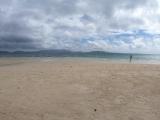 基本上是一個360度的沙灘